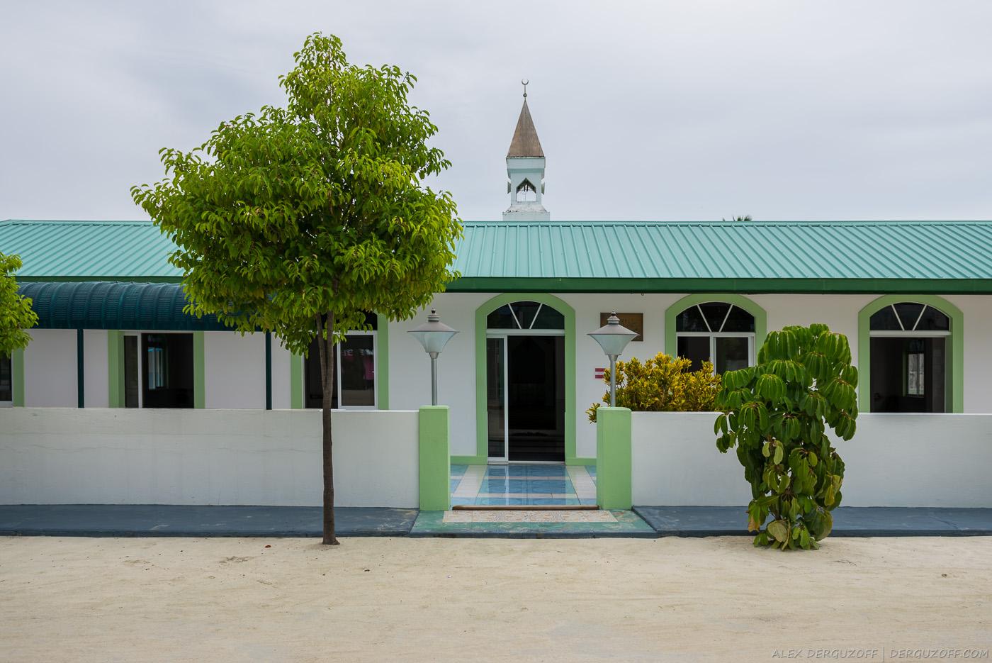 Мечеть Маафуши