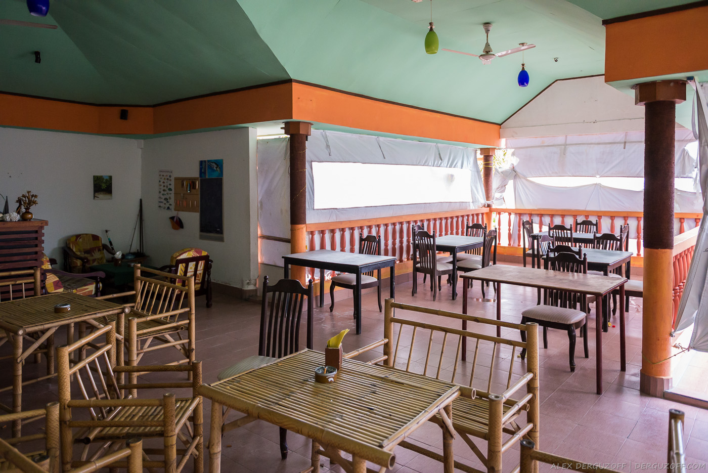 Ресторан Маафуши