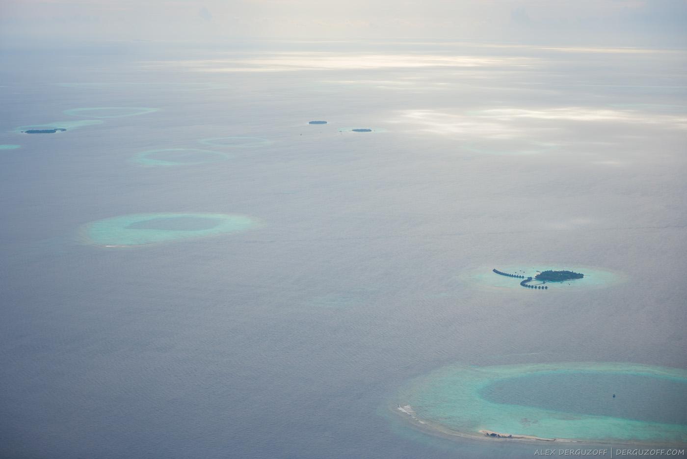 Океан Мальдивы