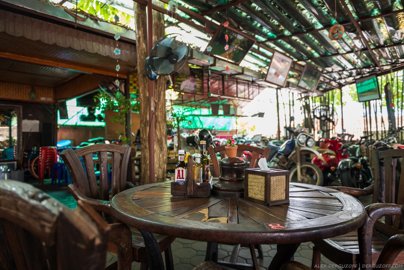 Бар Rider's Corner Чиангмай