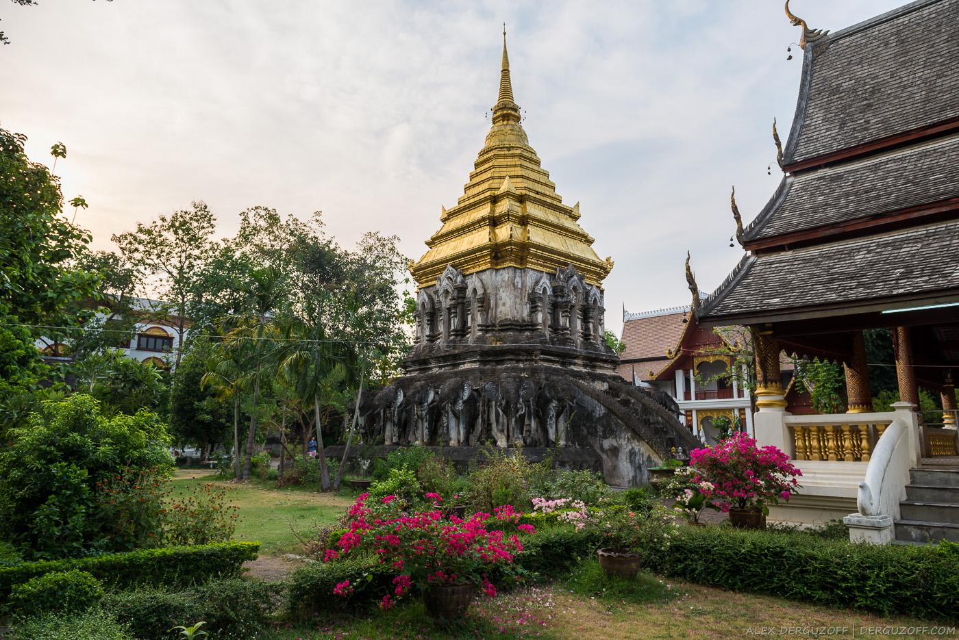 Ват Чианг Ман Таиланд