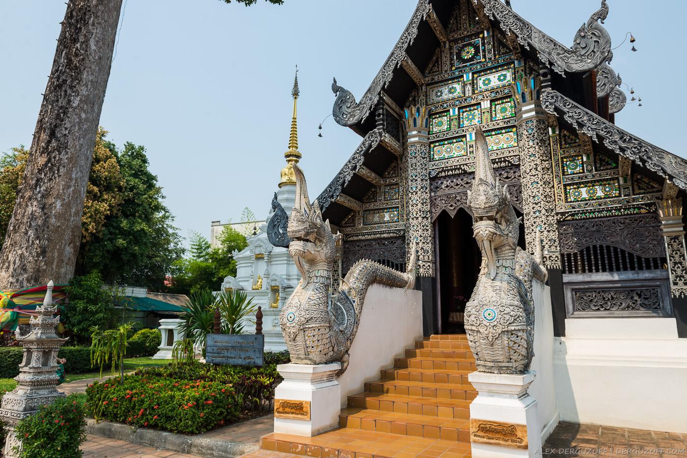 Тайская архитектура Чиангмай