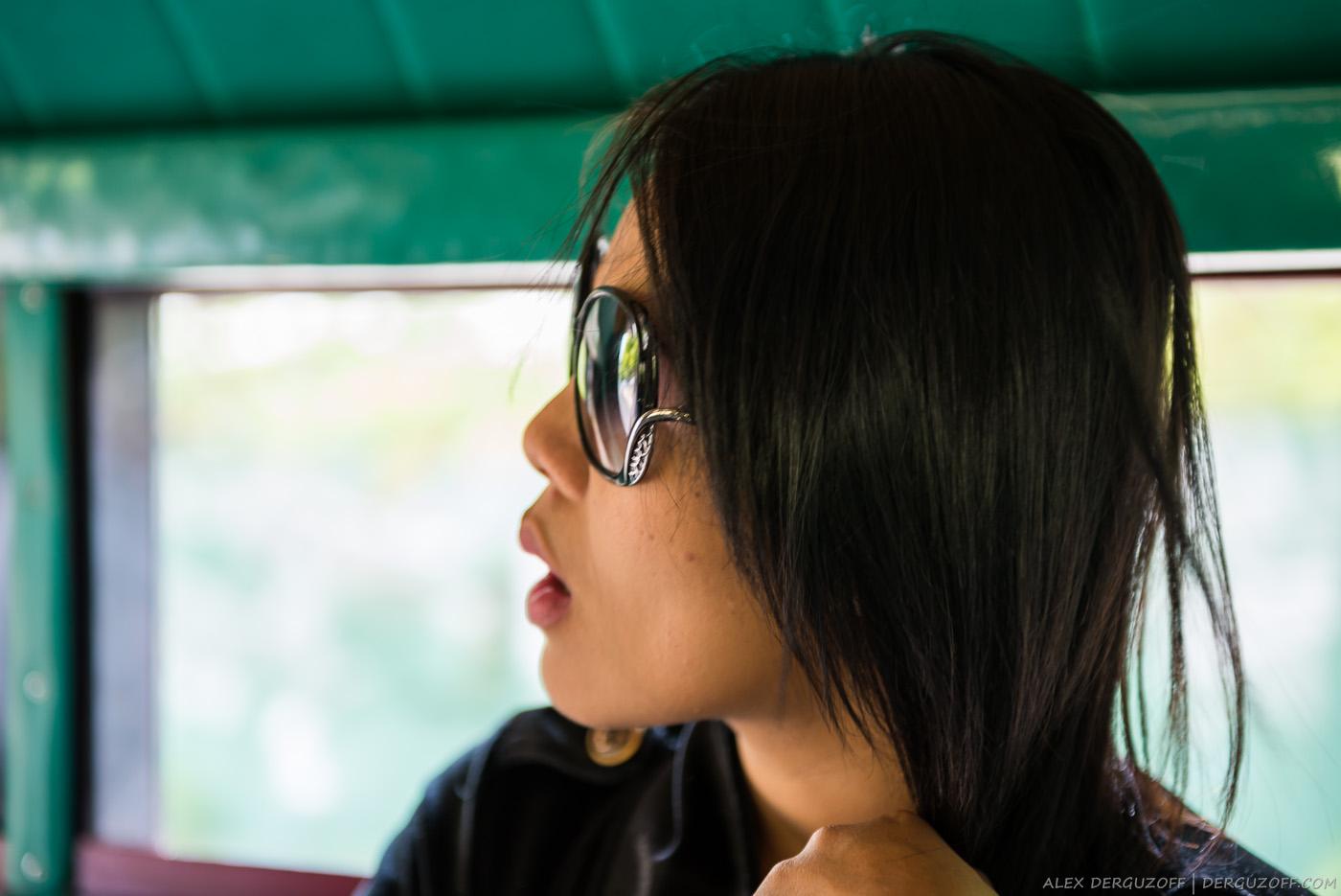 Девушка Таиланд Чиангмай