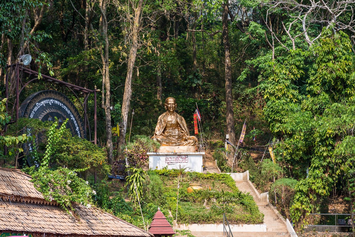 Ват Прахат Дой Сутхеп Таиланд