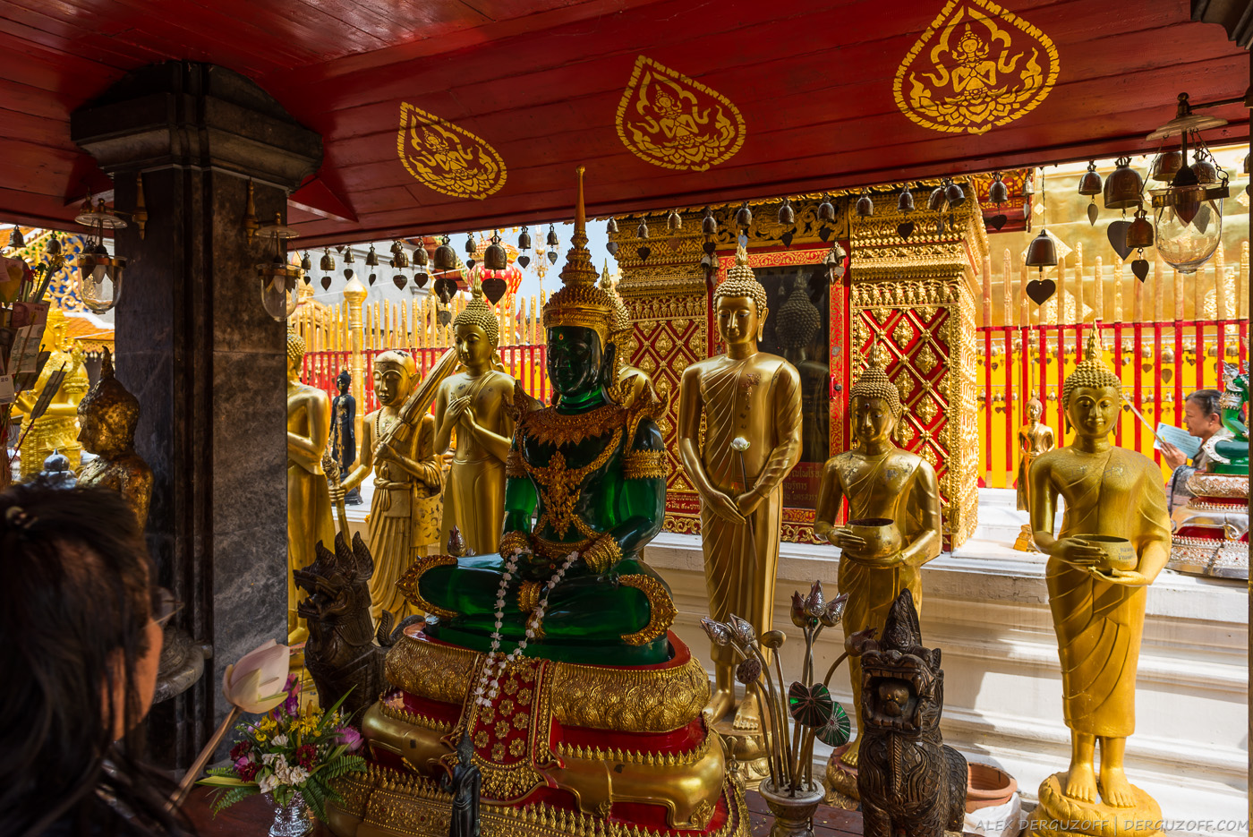 Нефритовый Будда Чиангмай