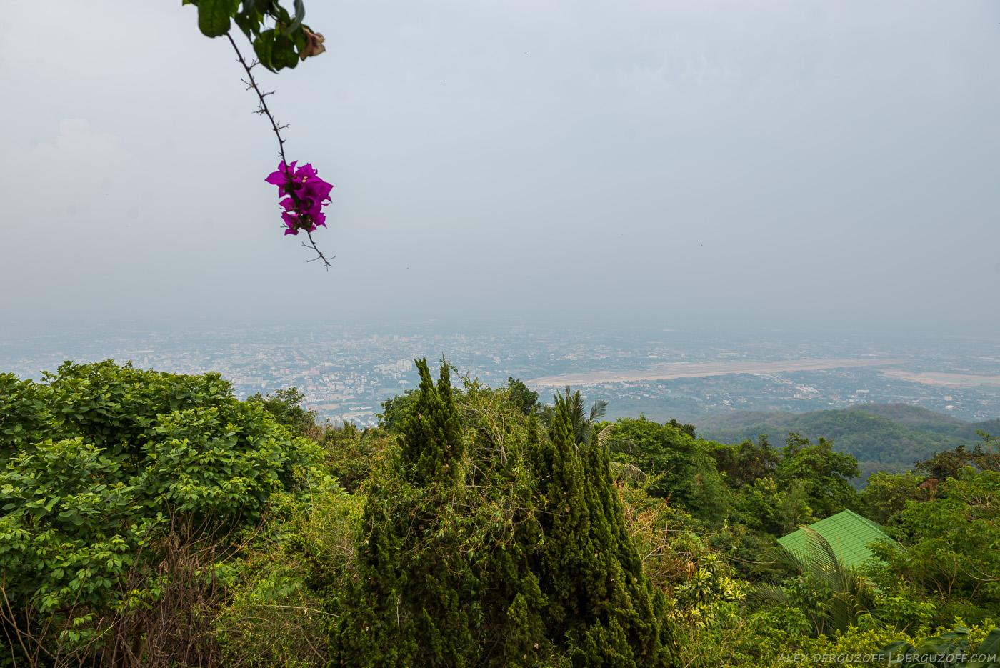 Вид на Чиангмай