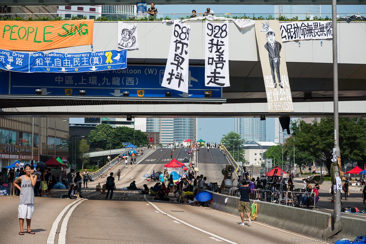 Плакаты и банеры в поддержку демократии