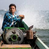 Мьянма озеро Инле: Бирманская Венеция