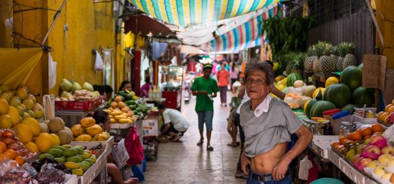 Филиппины Манила Чайна-таун: Бинондо для хуацяо