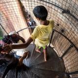 Шри-Ланка Сигирия: Кто здесь бросил камень?