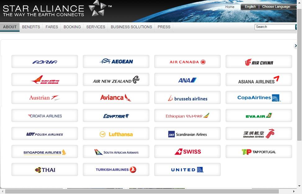 Авиакомпании альянса staralliance дешевые авиабилеты