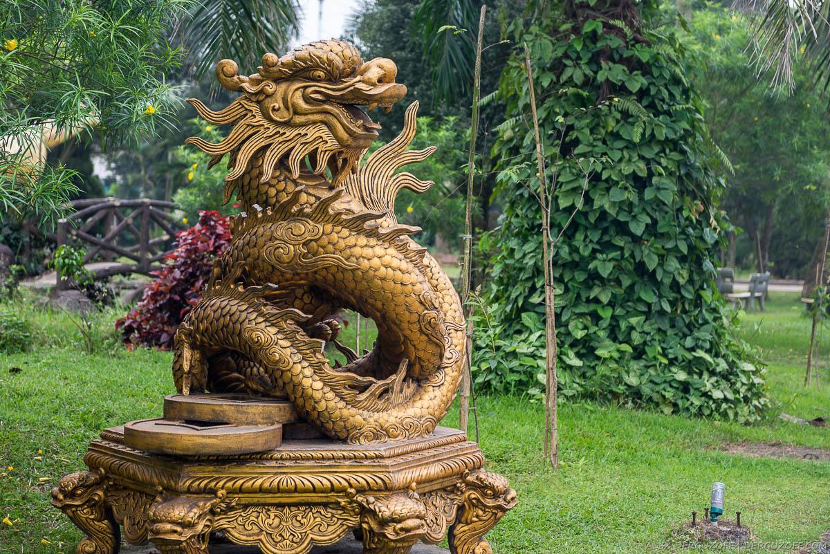 Золотой дракон Вьетнам