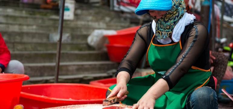 Китай Фуюань: Вдоль линии навсегда мои ноги